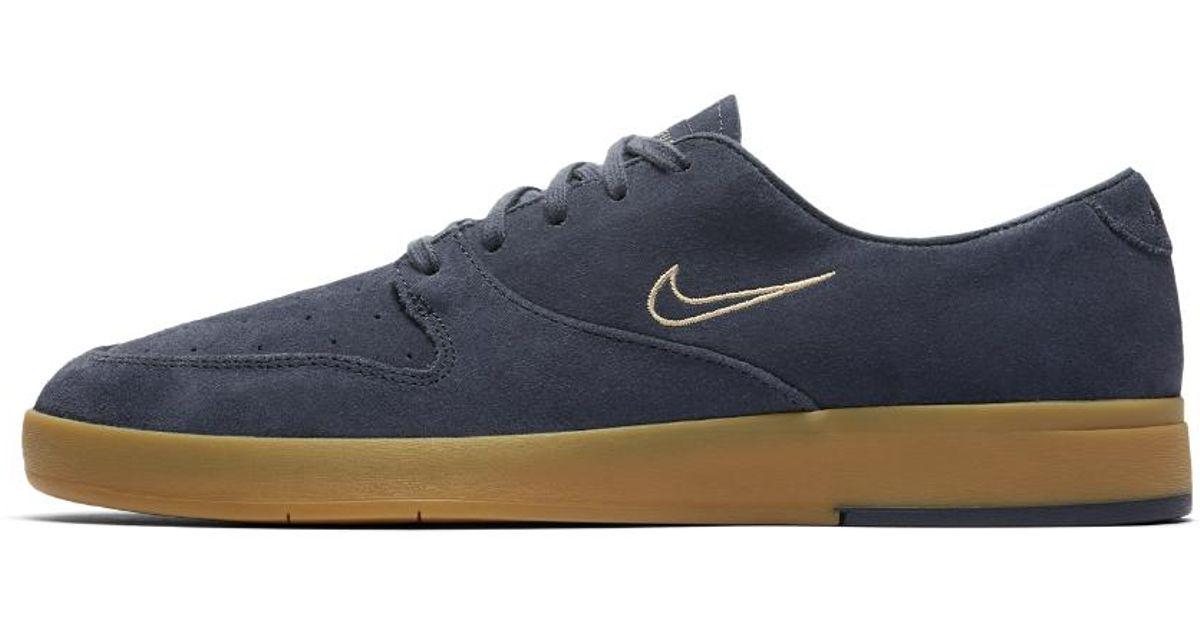 Lyst - Nike Sb Zoom Paul Rodriguez Ten Men s Skateboarding Shoe in Blue for  Men e9d3a21f8