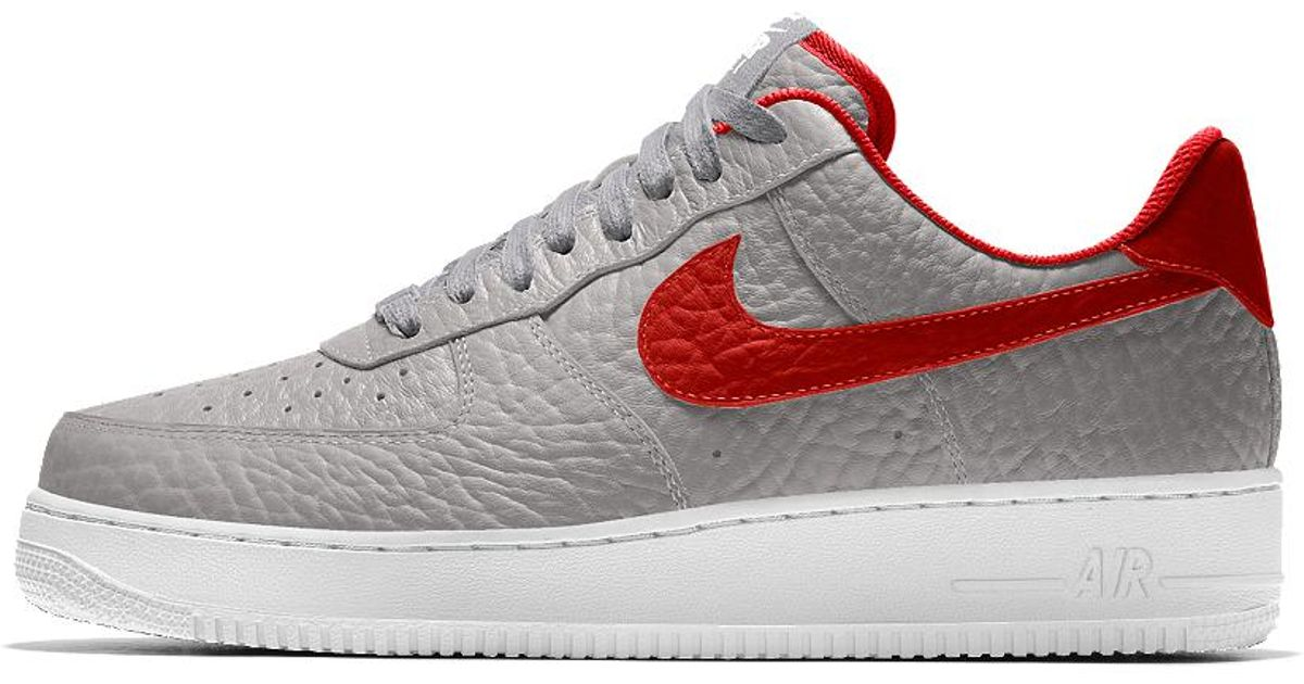best website bdc32 551ca Nike Air Force 1 Low Premium Id (houston Rockets) Men s Shoe for Men - Lyst