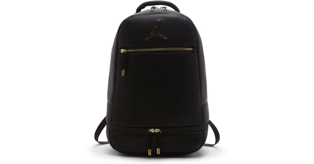 5b6b2c343c1 Nike Jordan Skyline City Backpack in Black - Lyst