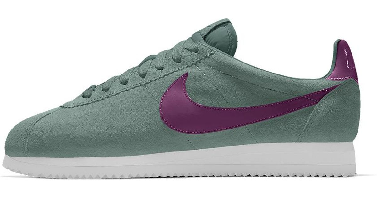 best service be745 877d0 Nike - Multicolor Cortez Premium Id Men's Shoe for Men - Lyst
