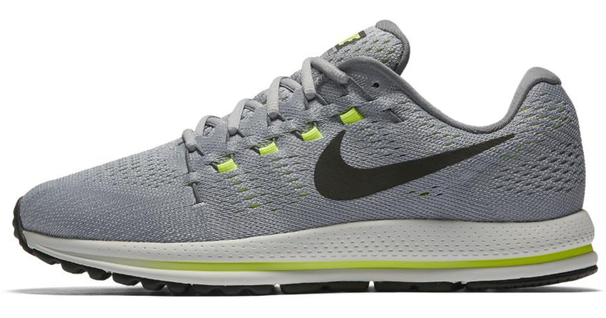 c87573bc5d42 Lyst - Nike Air Zoom Vomero 12 (wide) Men s Running Shoe in Gray for Men