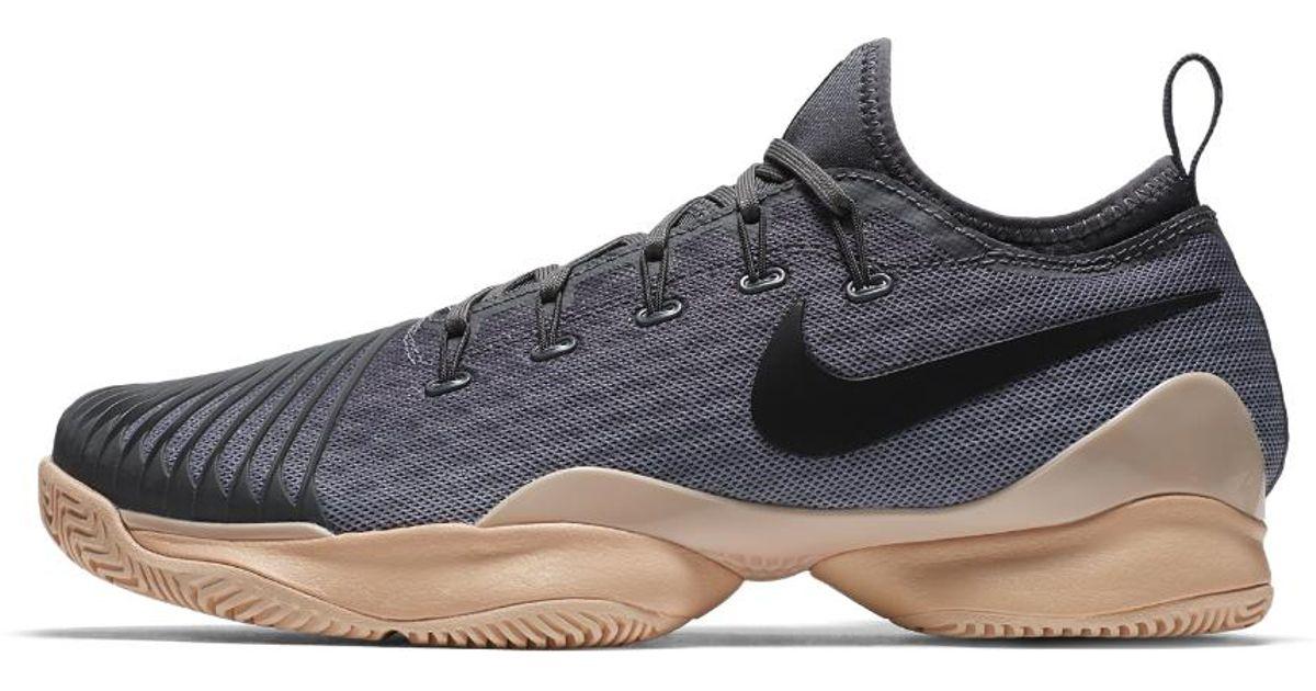 cheap for discount 1df2b 5e7cb Lyst - Nike Court Air Zoom Ultra React Women's Tennis Shoe in Gray