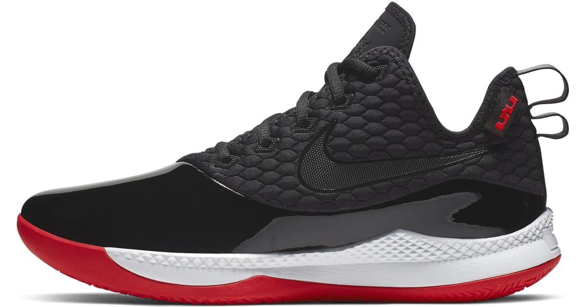 83b891f40e8 Nike Lebron Witness Iii Prm Basketball Shoe in Black for Men - Lyst