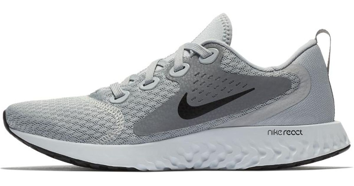eb998a5adcb Lyst - Nike Legend React Women s Running Shoe in Gray