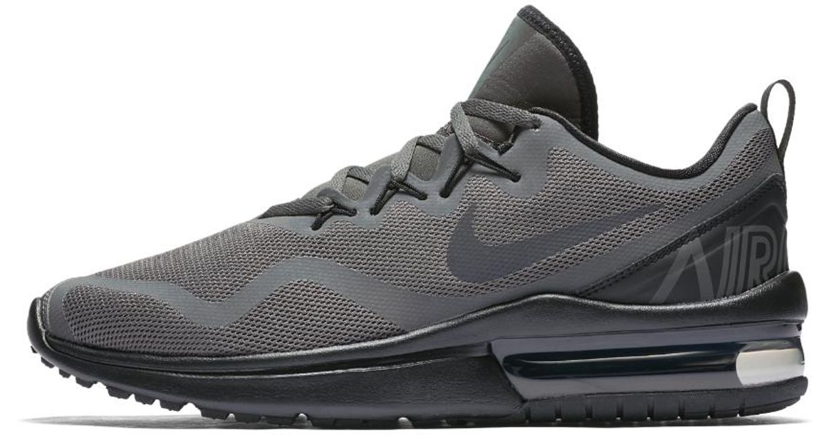 1c34fb0c763 Lyst - Nike Air Max Fury Men s Running Shoe in Black for Men