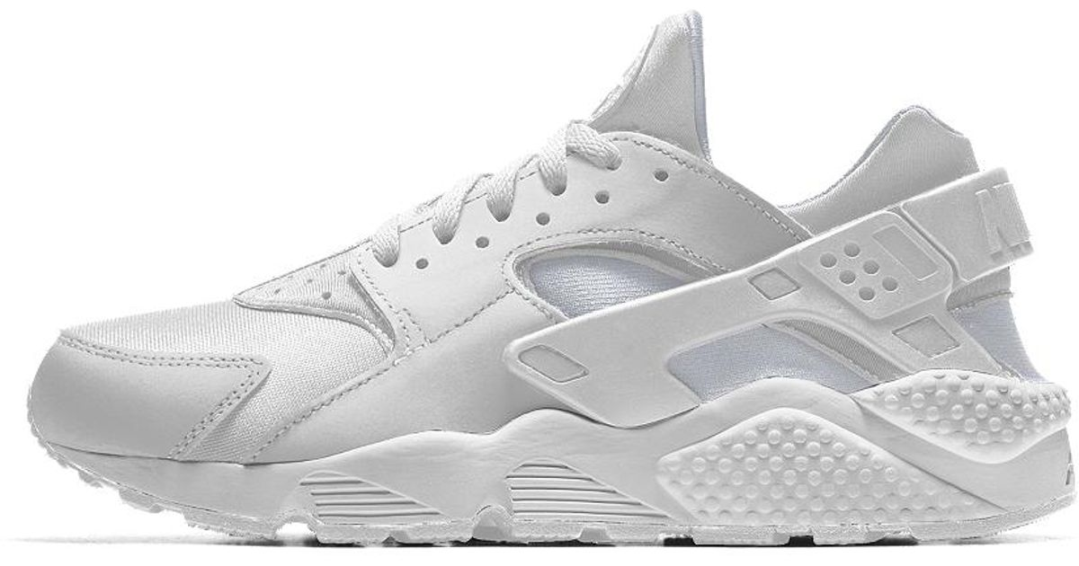 Nike Air Shoe Id White Huarache Lyst In Essential Women's zawrzPqd