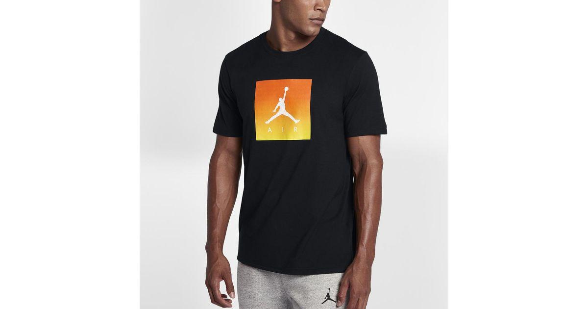 81d51203 Nike Sportswear Like Mike Jumpman Air Men's T-shirt, By Nike in Black for  Men - Lyst