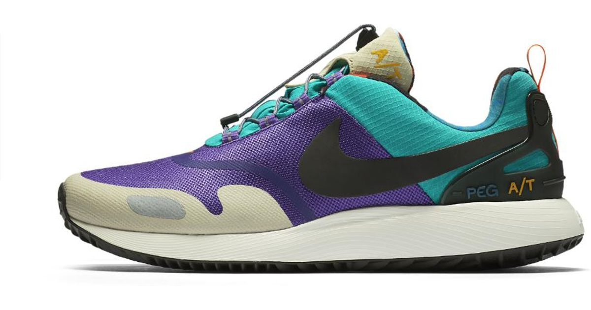 Lyst - Nike Air Pegasus At Pinnacle Men s Shoe in Blue for Men 8d5140507255