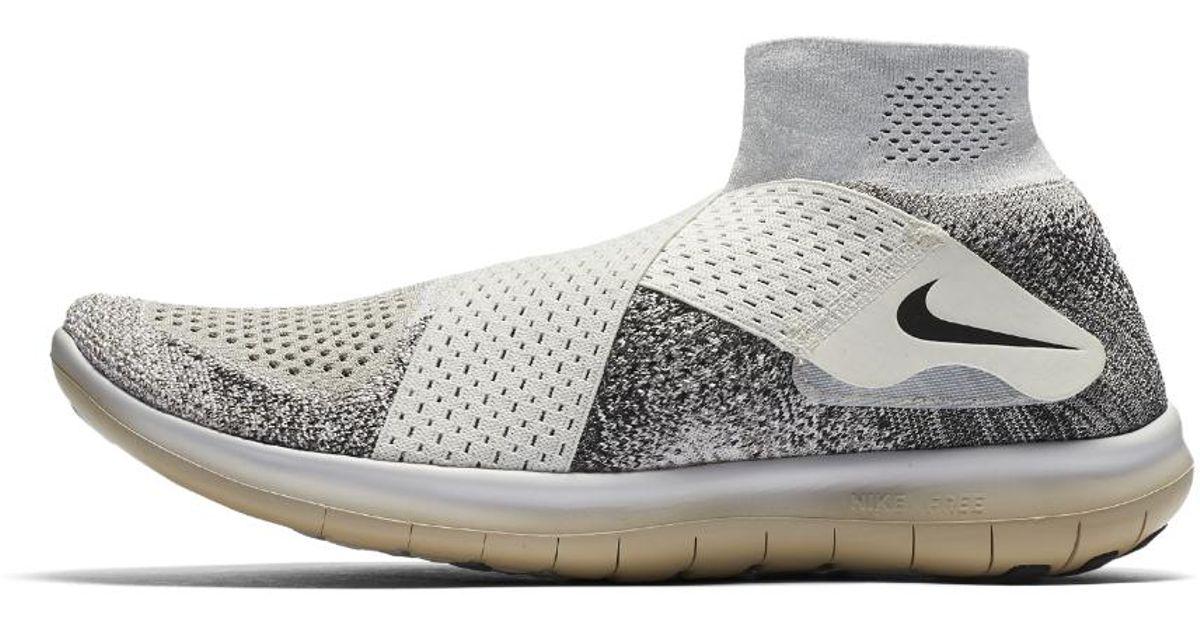 ab0dde78693 Lyst - Nike Free Rn Motion Flyknit 2017 Men s Running Shoe for Men