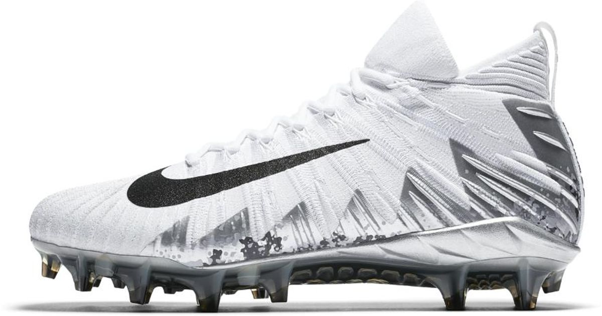 new concept 0adf2 5227a Lyst - Nike Alpha Menace Elite Mens Football Cleat in Metall