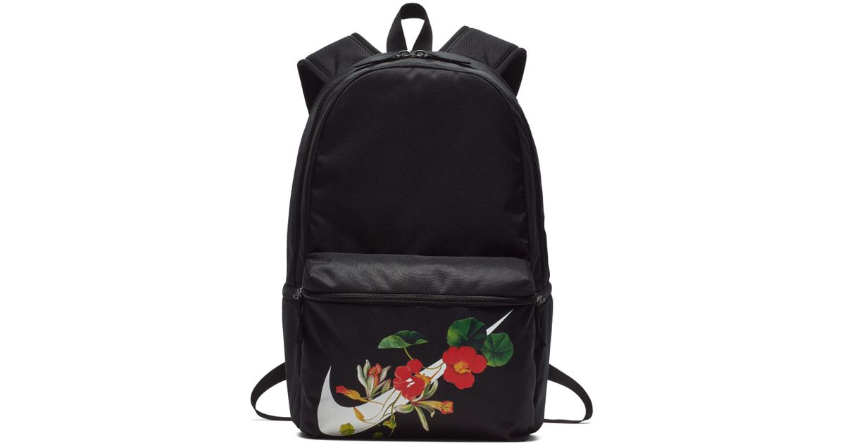 5022cf05d38a6 Nike Nk Heritage Backpack - in Black - Lyst