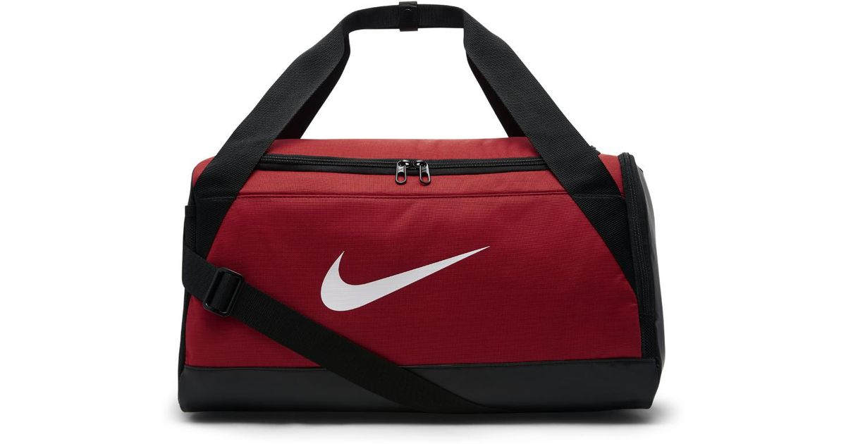 7a976abea981 Lyst - Nike Brasilia (small) Training Duffel Bag (red) - Clearance Sale in  Red for Men - Save 3%