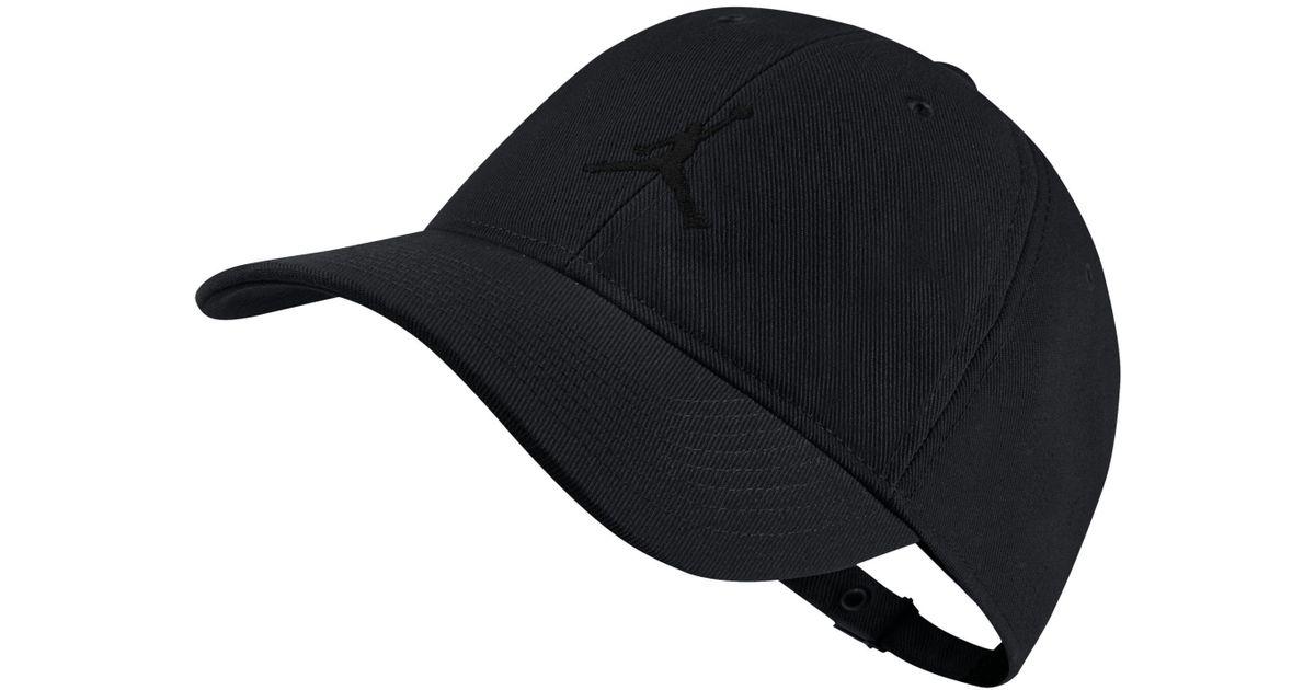 03317a9c30b Nike Jumpman H86 Adjustable Hat