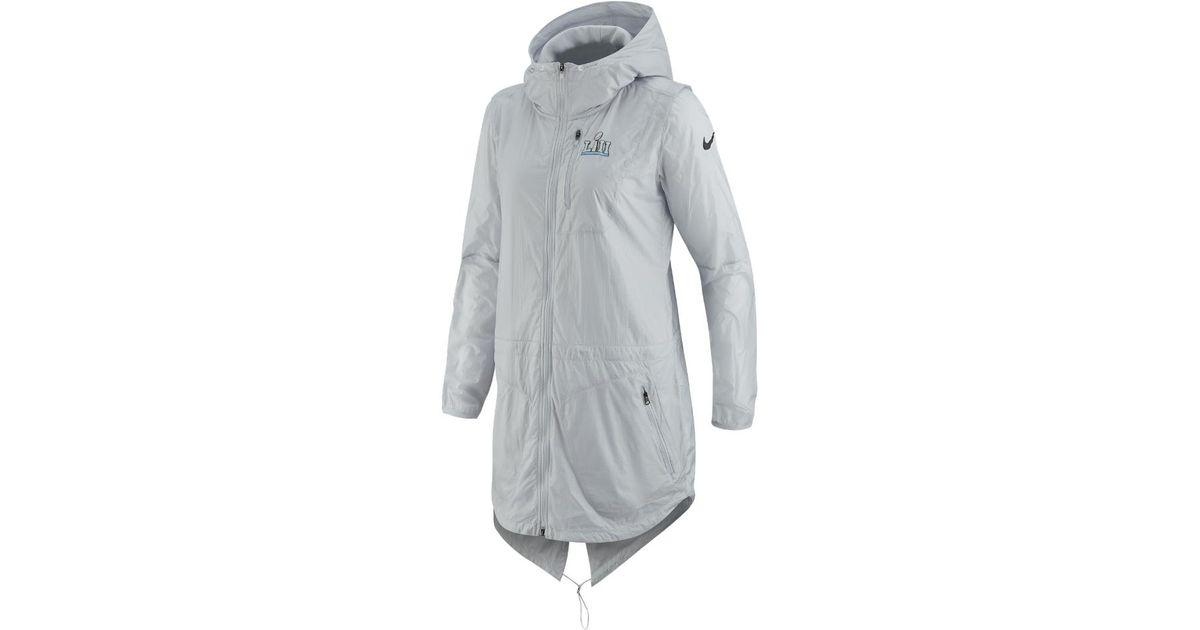 the best attitude b6d74 bea7f Nike - Gray Sb52 (nfl) Women's Jacket - Lyst