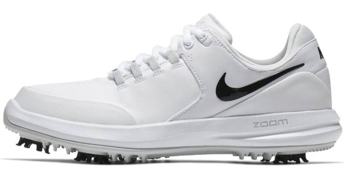 92f5af43f69 Nike Air Zoom Golf Shoes White  Lyst nike air zoom tw71 wide mens ...