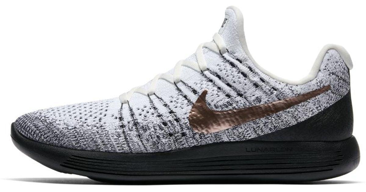 brand new bf8b4 02303 Nike Lunarepic Low Flyknit 2 Explorer Men s Running Shoe for Men - Lyst
