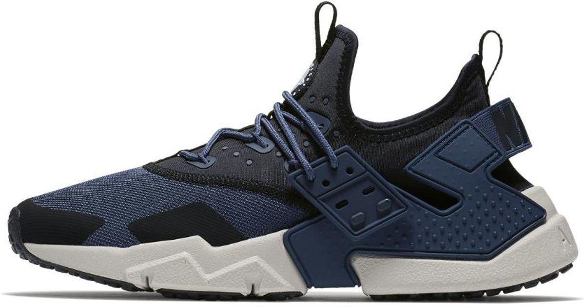4d5a24f4de6e Lyst - Nike Air Huarache Drift Men s Shoe in Blue for Men