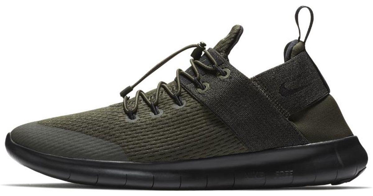 40744fcdbfce Lyst - Nike Free Rn Commuter 2017 Men s Running Shoe in Black for Men