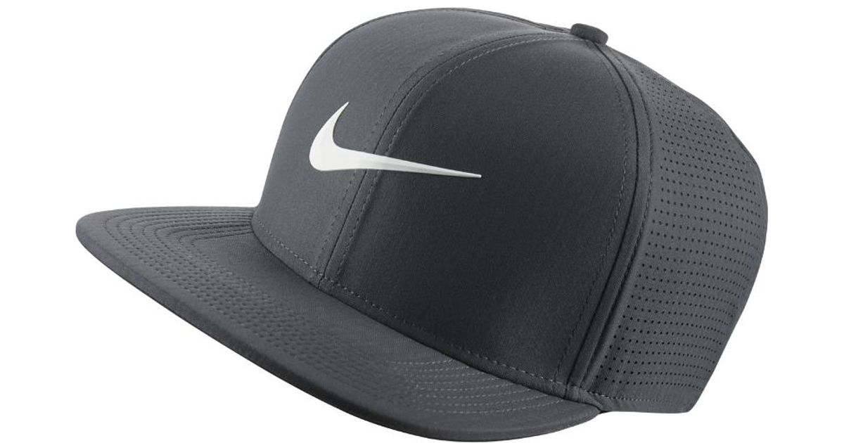 52f10fc10 Lyst - Nike Aerobill Adjustable Golf Hat (grey) - Clearance Sale in Gray  for Men