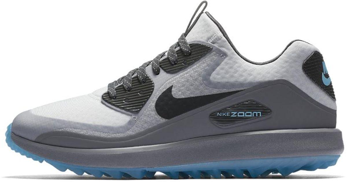 half off 759c2 178d2 Lyst - Nike Air Zoom 90 It Men's Golf Shoe in Gray for Men
