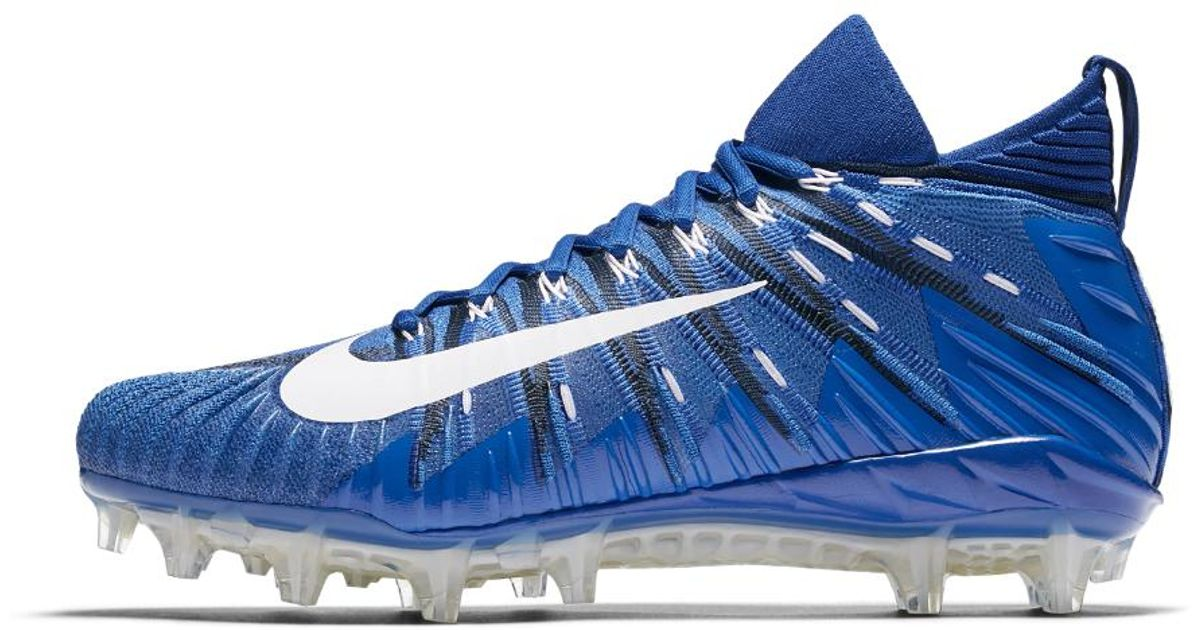 low priced 2ef84 b5002 Lyst - Nike Alpha Menace Elite Mens Football Cleat in Blue f