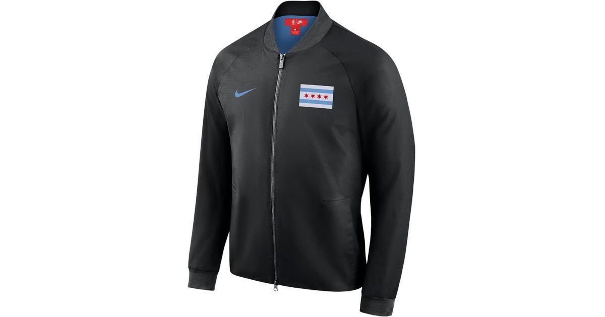 chicago bulls city edition jacket