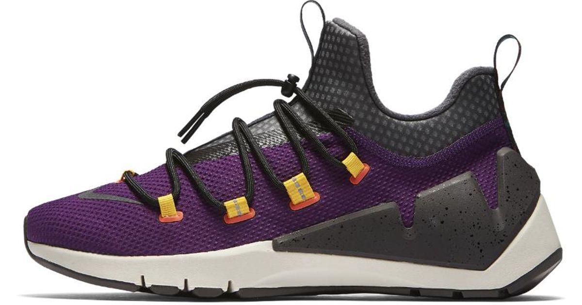 d9bc07421cf3 Lyst - Nike Air Zoom Grade Pinnacle Men s Shoe in Purple for Men