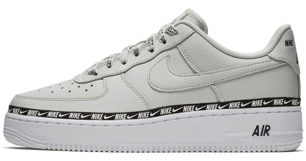 Nike Air Force 1  07 Se Premium Shoe in Metallic - Lyst fb465cc4aa