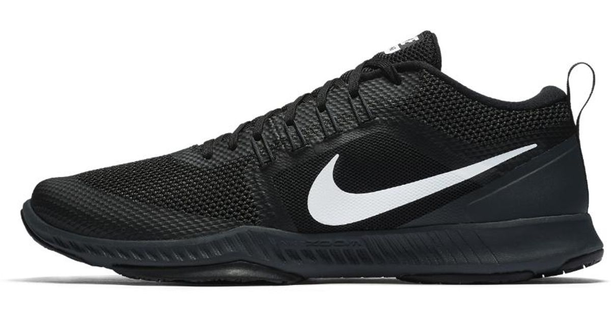 huge selection of 1a21a 504a0 Lyst - Nike Zoom Domination Men s Training Shoe in Black for Men
