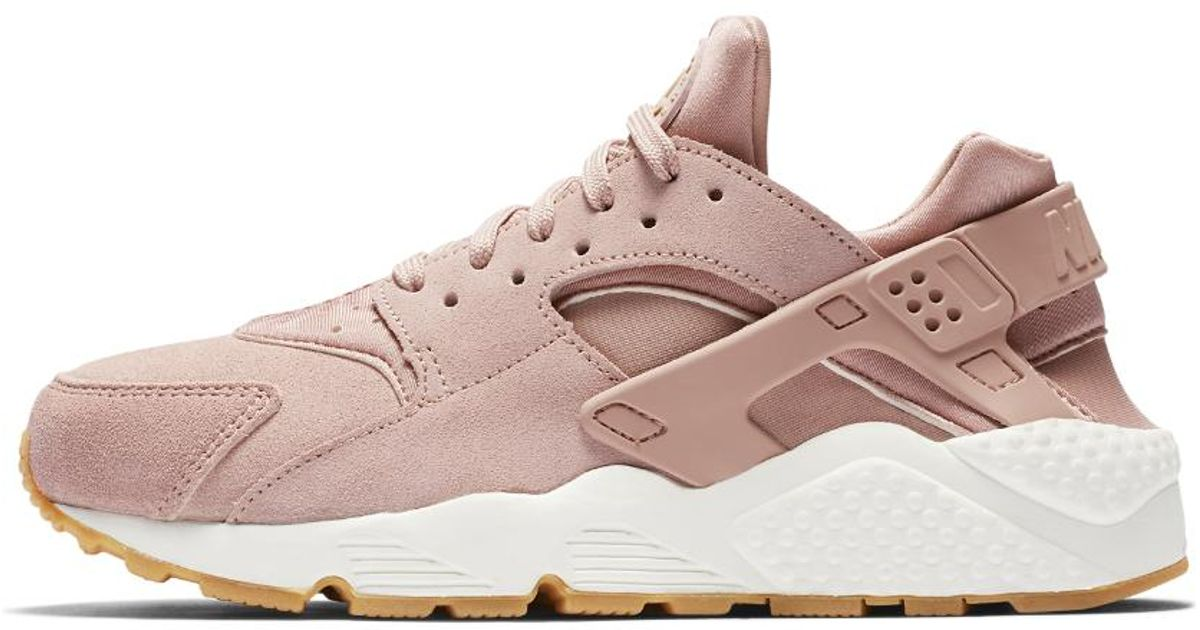 63f0b0447ad sko Sd i Nike kvinners Air rosa Lyst Huarache nvqO8Xw8a