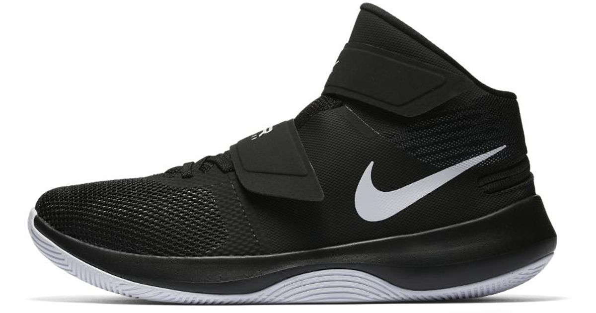 7f3891ae6e77 Lyst Nike Air Precision Flyease Wide Men S Basketball Shoe In