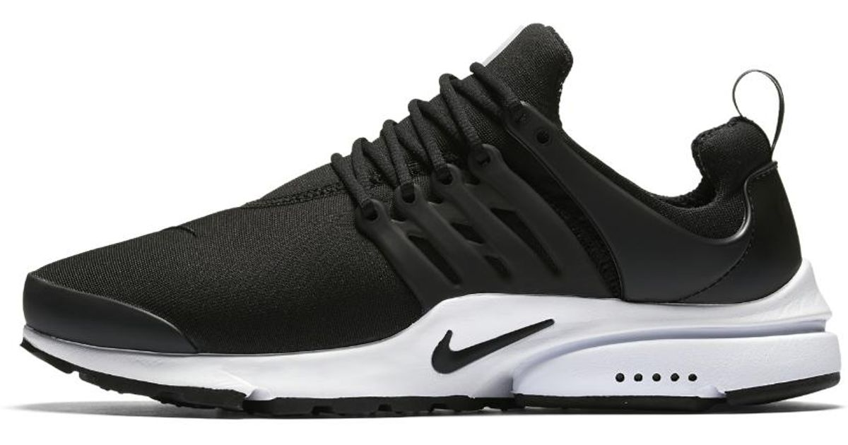 new styles f14e2 5267a Lyst - Nike Air Presto Essential Men s Shoe in Black for Men