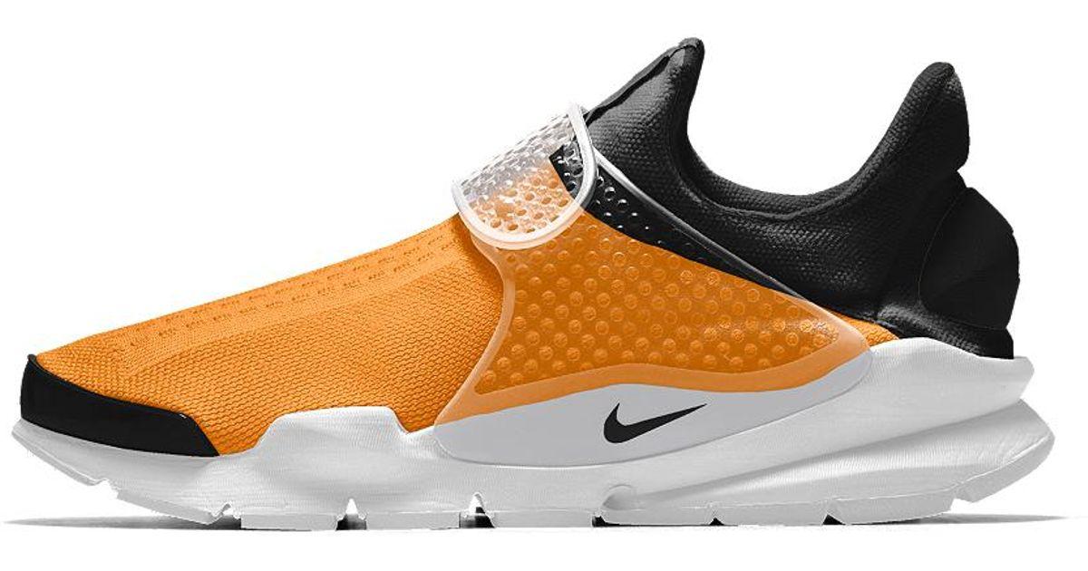 official photos 5af52 c2c55 Nike - Orange Sock Dart Id Men's Shoe for Men - Lyst