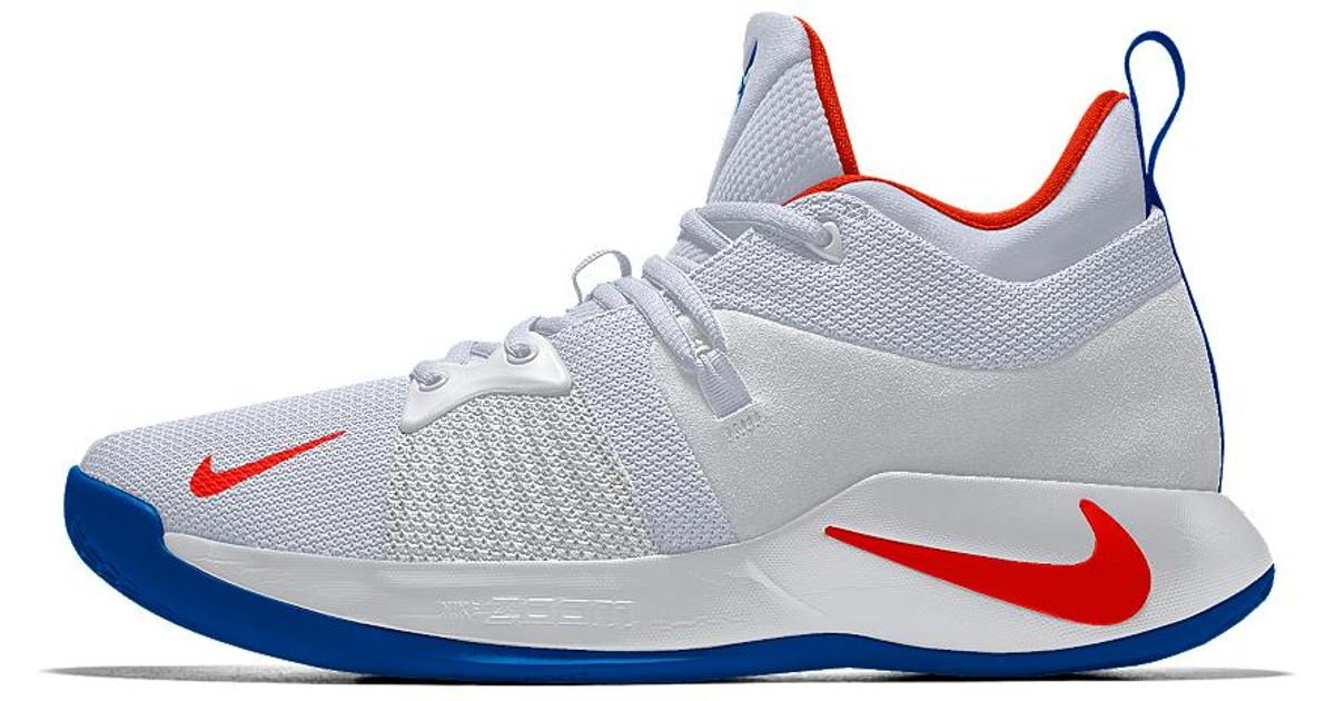 big sale 8ced8 28a58 Lyst - Nike Pg 2 Id Mens Basketball Shoe for Men
