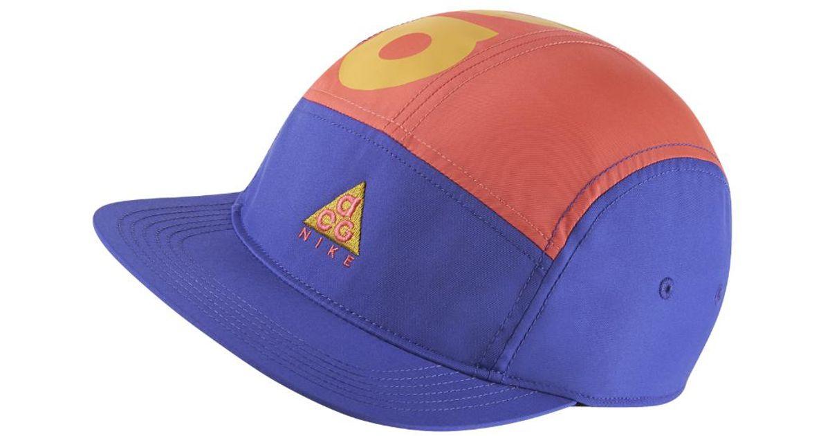 Lyst - Nike Acg Aw84 Adjustable Hat (purple) in Purple for Men 81e067b7e53