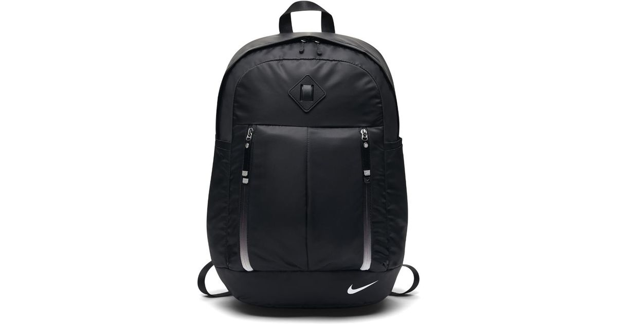 6121e2cf554 Lyst - Nike Auralux Training Backpack (black) in Black for Men