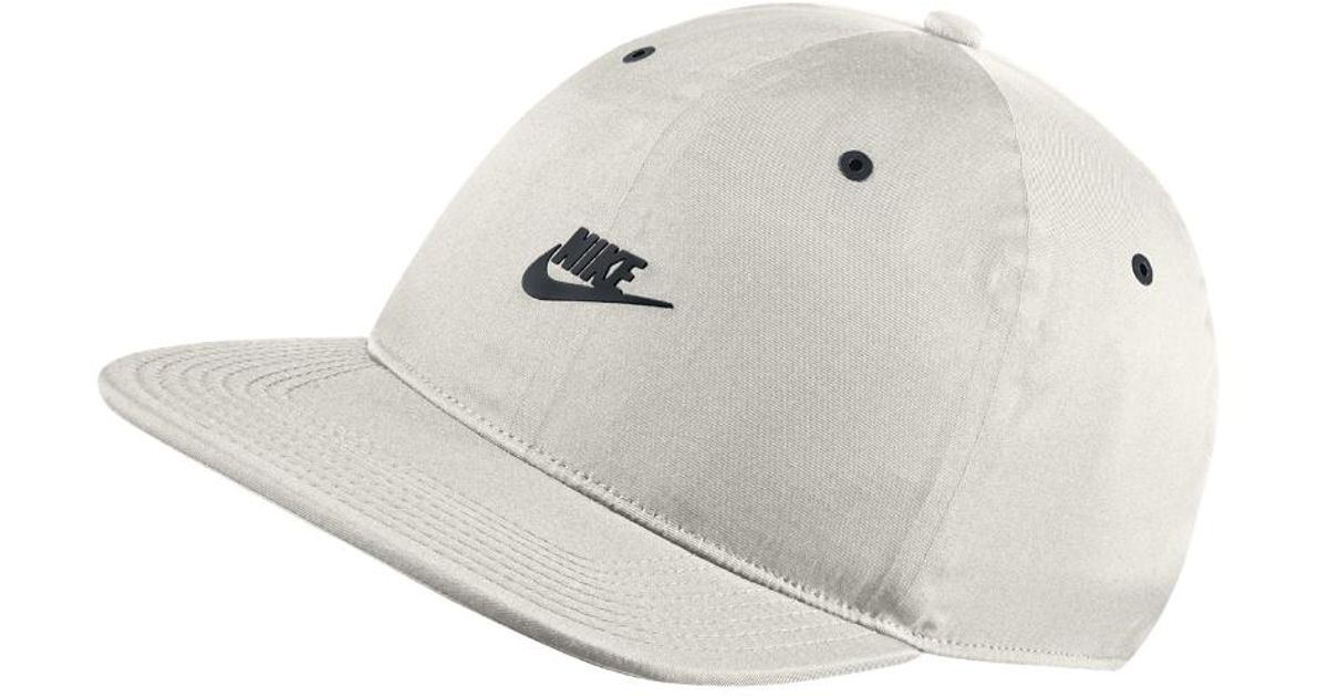 Lyst - Nike Sportswear Vapor Adjustable Hat (cream) for Men 428970372cd
