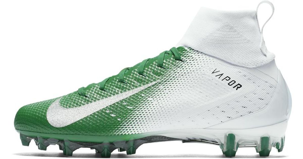 competitive price f2a08 d2015 Nike Vapor Untouchable Pro 3 Football Cleat in Green for Men - Lyst