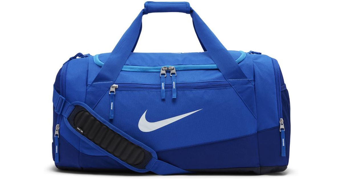 Lyst - Nike Hoops Elite Max Air Team (large) Basketball Duffel Bag (blue)  in Blue for Men d093320b5c