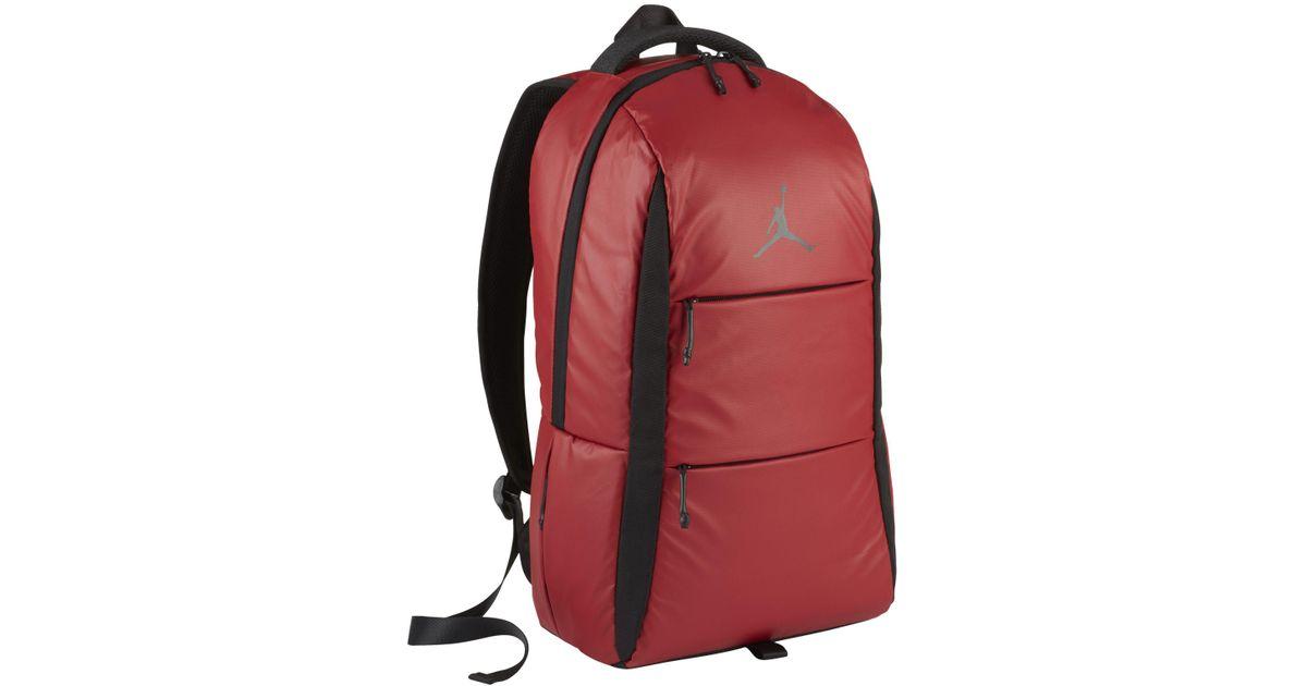 Nike Jordan Backpack in Red - Lyst