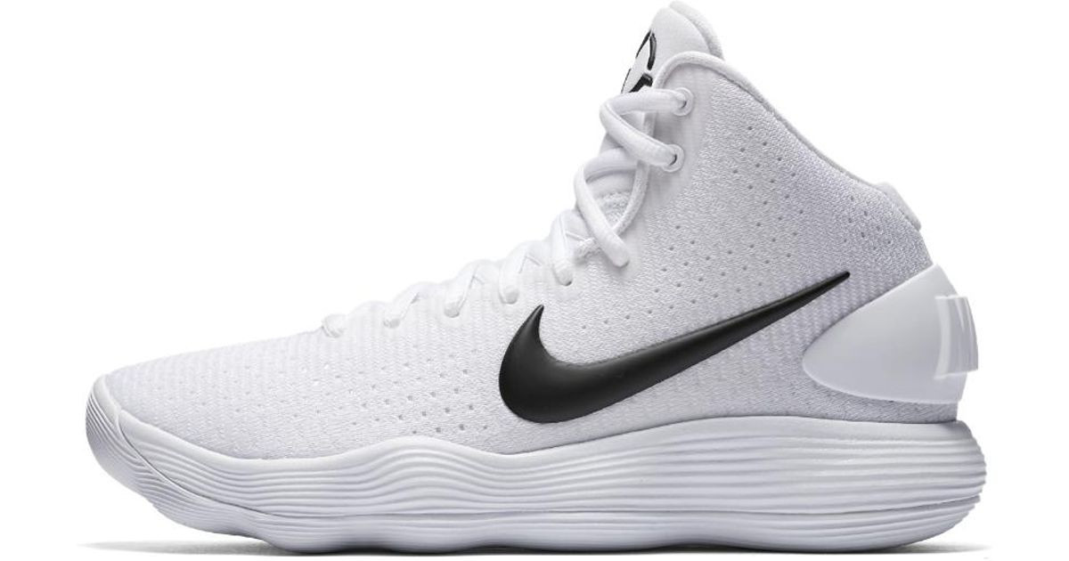 2cfed027548 Lyst - Nike Hyperdunk 2017 (team) Women s Basketball Shoe in White