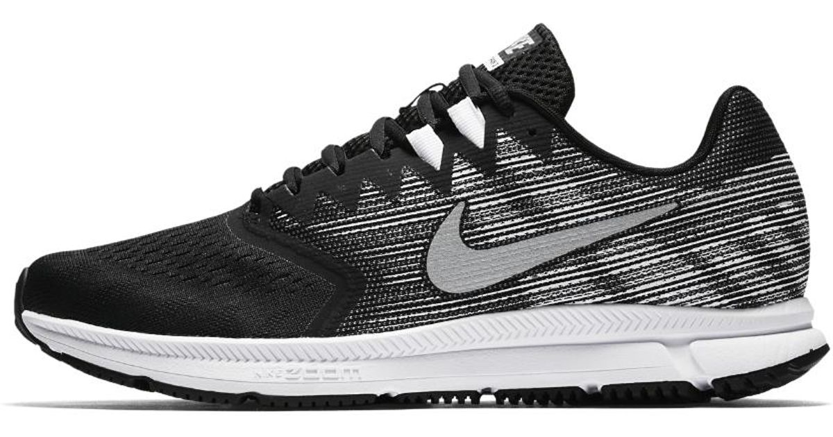 c4946d4cb57 Lyst - Nike Air Zoom Span 2 Men s Running Shoe in Black for Men