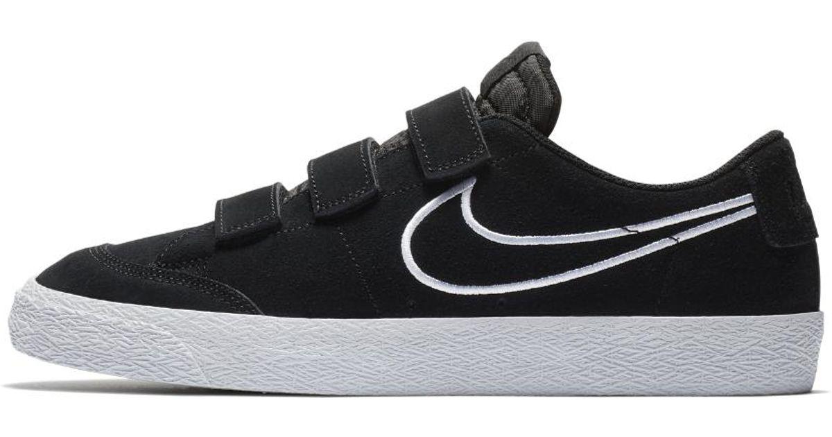 Lyst - Nike Sb Zoom Blazer Ac Xt Men s Skateboarding Shoe in Black for Men 14f782622