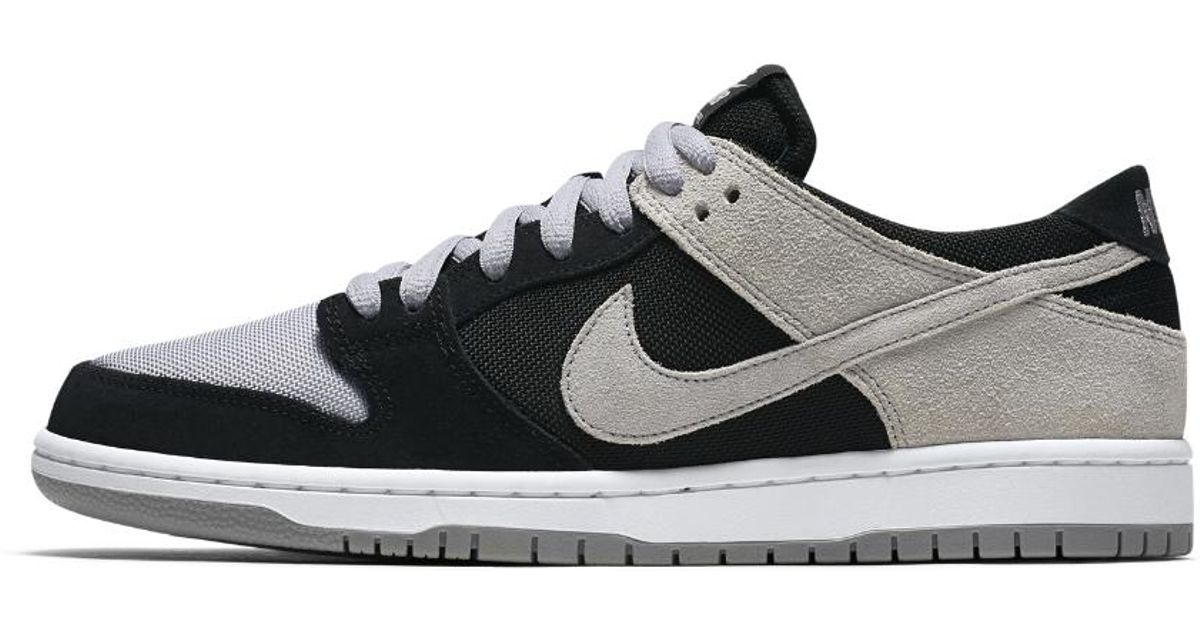 ddc8739fff39 ... amazon lyst nike sb dunk low pro mens skateboarding shoe in white for  men fa23d e7390