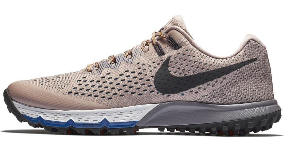 f9ddf61b107b Lyst - Nike Air Zoom Terra Kiger 4 Men s Running Shoe in Brown for Men