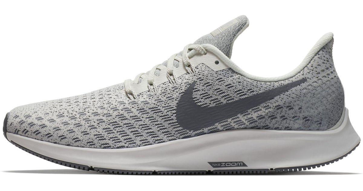 b584f303a113b Nike Air Zoom Pegasus 35 Running Shoe in Gray for Men - Save 33% - Lyst