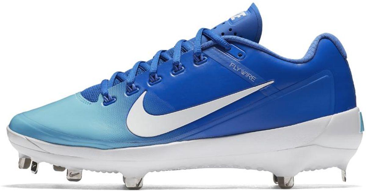 Lyst - Nike Alpha Air Clipper  17 Men s Baseball Cleats in Blue for Men eac706d6a1d7