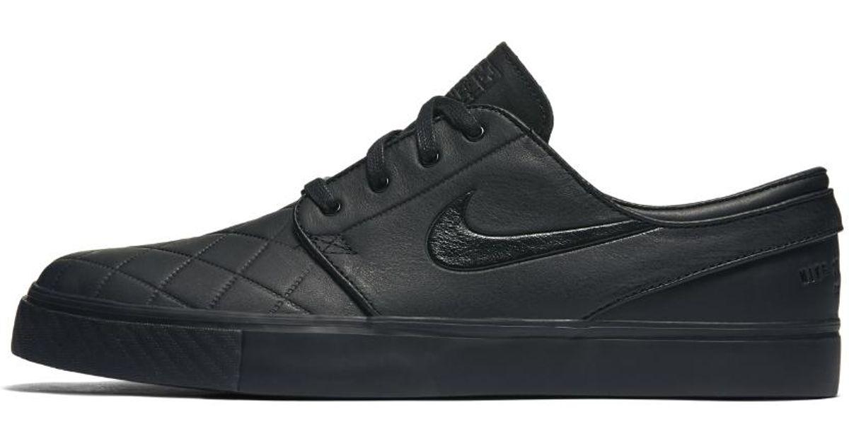 size 40 2dd94 5df92 Lyst - Nike Sb Zoom Stefan Janoski Elite Sbxfb Skateboarding Shoe in Black  for Men