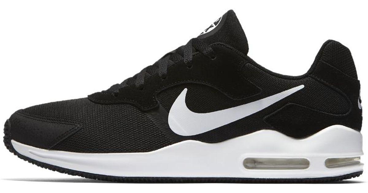 0d1f0186bcc Lyst - Nike Air Max Guile Men s Shoe in Black for Men