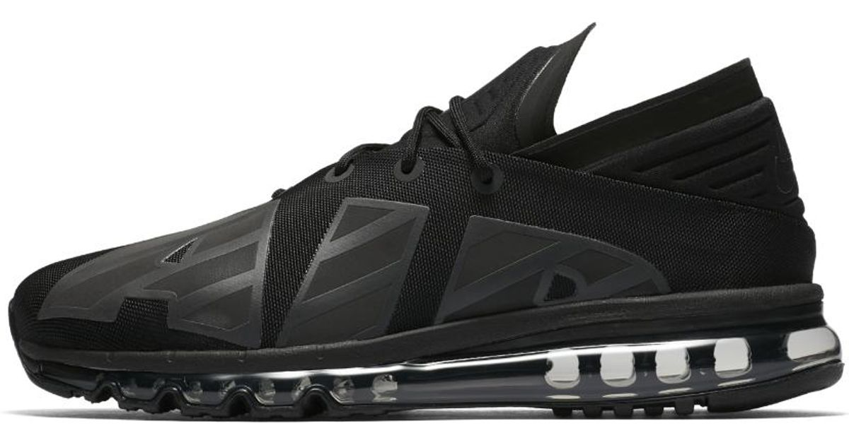 2fd6d89790a975 Lyst - Nike Air Max Flair Se Men s Shoe in Black for Men